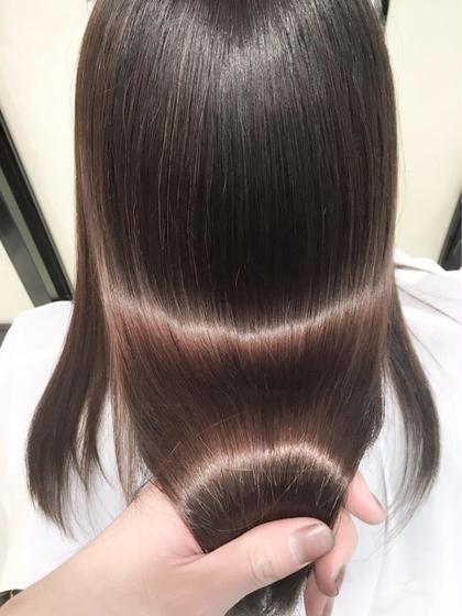 艶髪 ストレート QUATRO 青葉台所属・児玉吉のスタイル