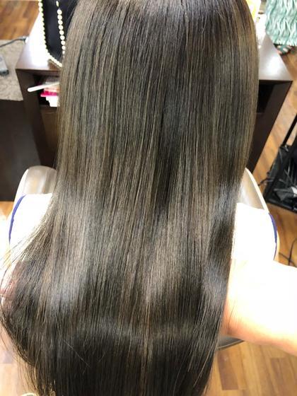 髪質改善プレミアムトリートメント