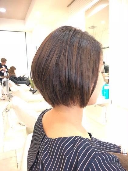 1〜3回目まで使える ✅【表面のほわつきが気になる方に⭕️】髪質改善トリートメントストレート