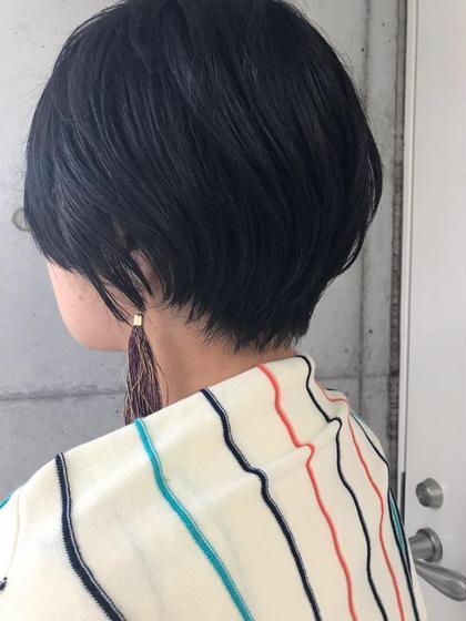 【minimo &平日限定】カット+頭皮クレンジング+クイックトリートメント