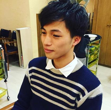 太田純子のショートのヘアスタイル