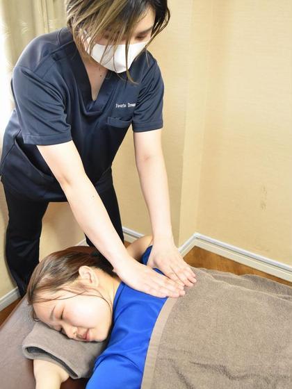 首肩コリ/腰痛/目の疲れ/むくみ/冷え性に~カラダバランス整体 全身60分