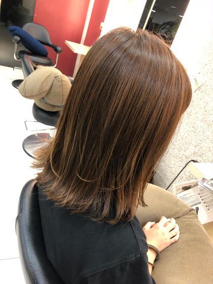 ❄️素敵な髪へ color❄️ クイックtreatment付き!!!