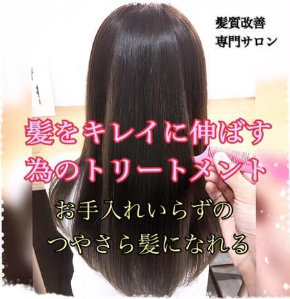 ❤️コスパ最高❤️2000円からできるて髪の毛サラサラ💇♀️高濃度キューティクル補修トリートメント❗️新規様