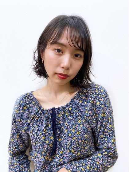 ☆新規限定☆カット+スチームシルクパーマ+oggiottoクイックトリートメント