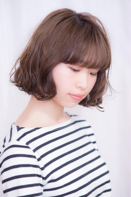 RICHESSE所属・山内萌子のスタイル