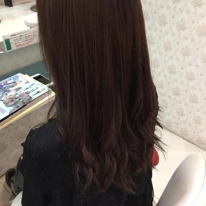 HAIR&MAKE EARtH長崎浜町店所属・カラーリスト田川響平のスタイル