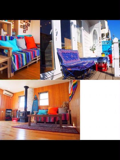 お店の内装はとっても可愛いメキシカン風♪♪ FAIRbyU-REALM所属・Denyy38のスタイル