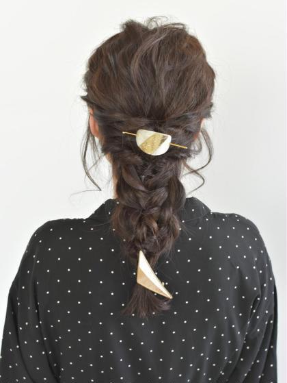 【火曜】アレンジヘア撮影モデル