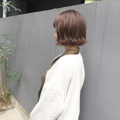 【平日限定クーポン🌿】似合わせカット+透明感カラー+潤いトリートメント
