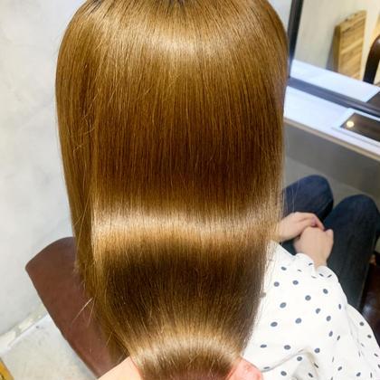 ✨✨酸熱髪質改善✨✨【酸熱トリートメント】&【シャンプーブロー】