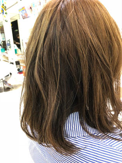 Lumi所属の熊谷喬幸のヘアカタログ