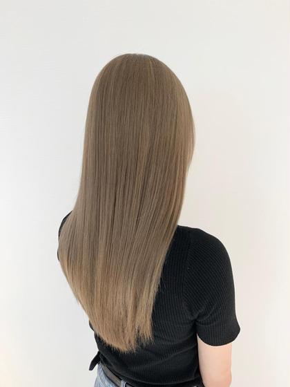 💥髪質改善💥サイエンスアクア&トリートメント&炭酸スパ ※ロング料金なし