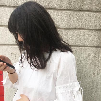 salonvardy所属・武田明大のスタイル