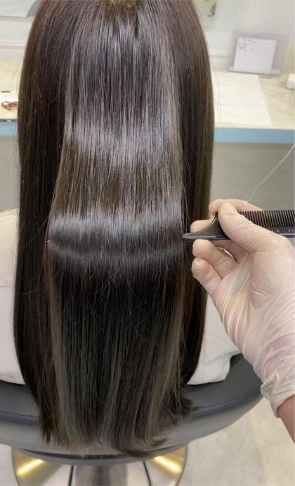 🌸ダメージ・パサつき・うねりにお悩みの方🌸【🌟髪質改善🌟】モデルさんの様な髪の毛に♡💗酸熱トリートメント💗