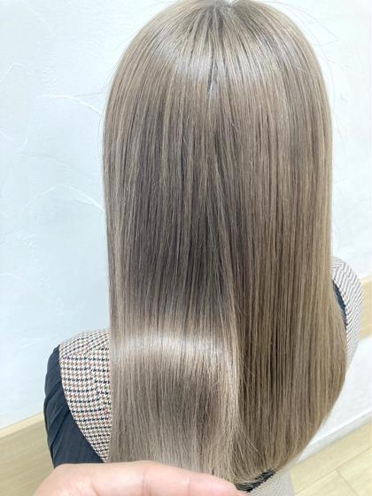 🌈今までに無い艶感🌈<⭐最高級な髪質改善酸性ストレート⭐>まだ出回ってない最先端な薬剤を使用♪