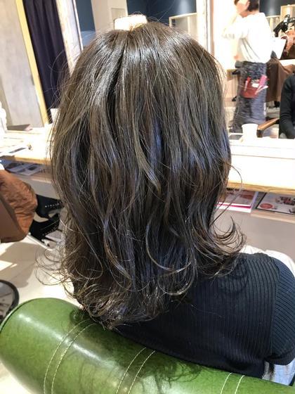 EARTH高知潮江店所属・根口佑太のスタイル