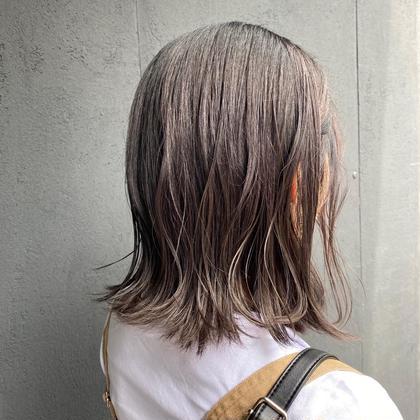 🥣カット+ワンカラー+3step髪質改善トリートメント