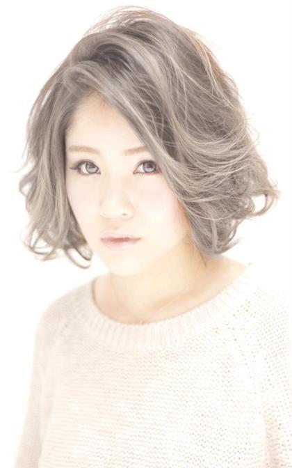 Ash渋谷店所属・美容歴12年トップスタイリスト岩田芳郎のスタイル