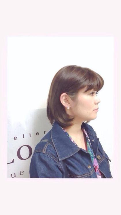 アッシュ ✖️ インナーカラー dear -logue所属・国吉なぎさのスタイル