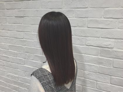 5ステップでサラサラに仕上げます。 髪の毛にお悩みの方はぜひ。 grow    by garden所属・北道一樹のスタイル