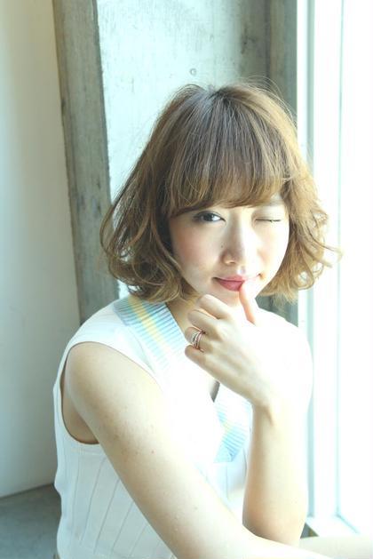 hairdesignROSSO所属・佐藤遥のスタイル