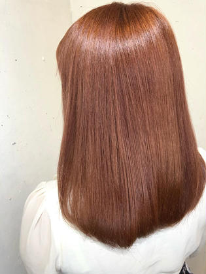 ✂️カット+コラーゲンカラー+髪質改善トリートメント(ホームケア付き)✂️