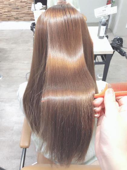 🦢髪質改善でツヤサラでまとまった髪に!!🦢