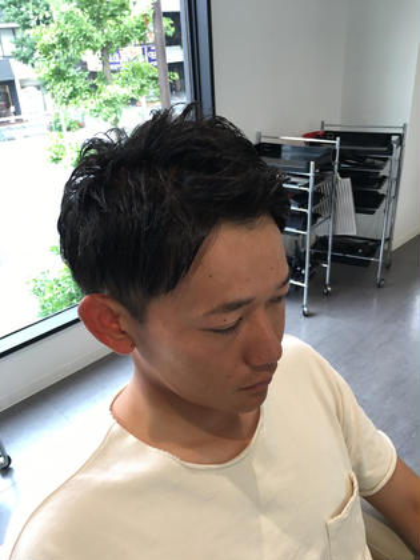 Amoute(アムティ)所属・堀江たけしのスタイル