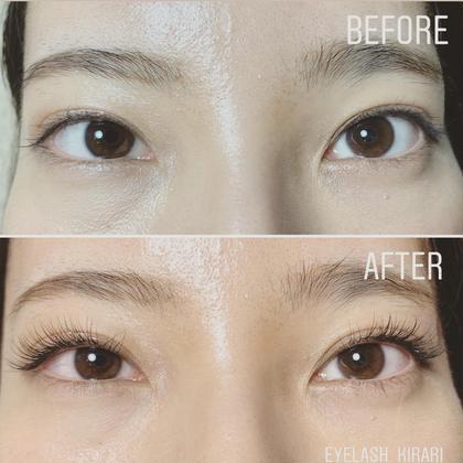 eyelash salon kirari所属の岩間優子のマツエクデザイン