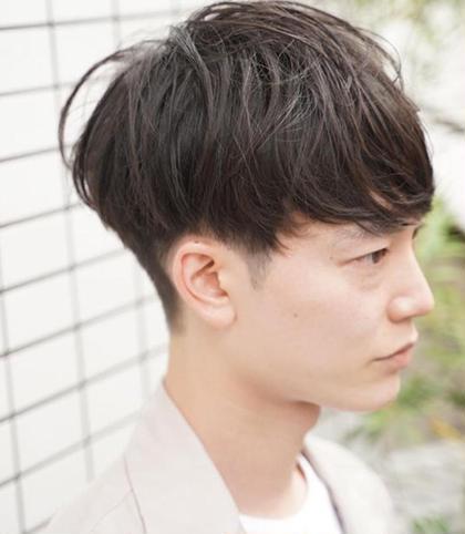 藤村りさこのメンズヘアスタイル・髪型