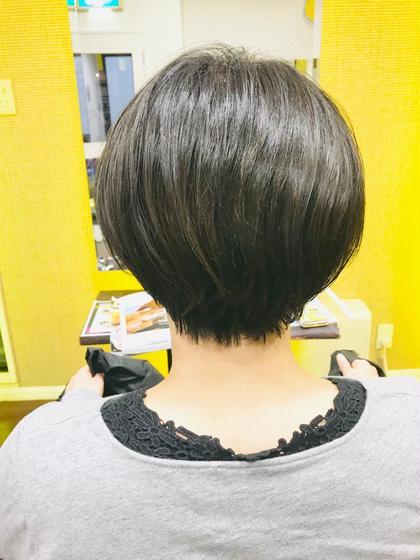 スパ付き♪持ちの良さが売りのドライカット✂️【どんな髪質にも対応出来るドライカット】カット+炭酸ヘッドスパ