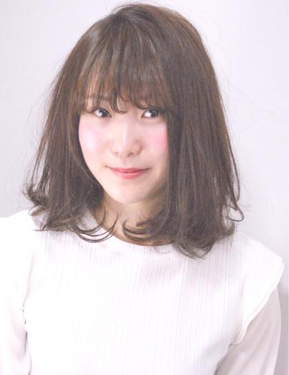 【ダメージ原因にサヨナラ】ナノケアカラー+カット+スチームトリートメント