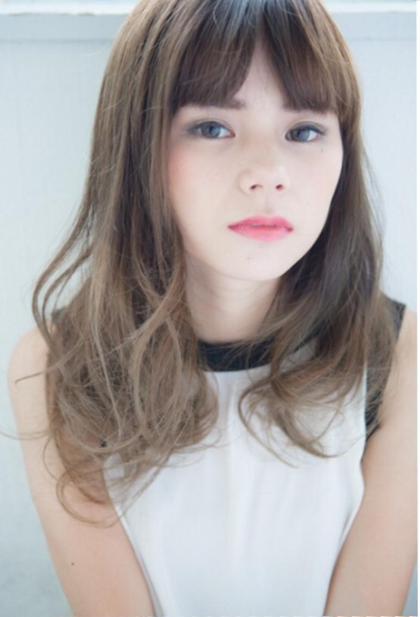 グレージュグラデーション Hair make LUCIA所属・✂︎TASUKUのスタイル