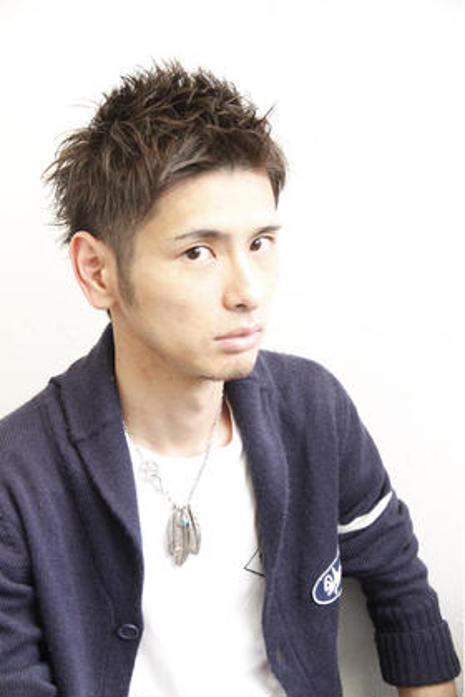 【人気No.1メニュー】【メンズ限定】デザインカット
