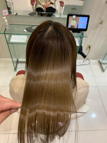 ご新規様限定価格!新時代の髪質改善✨プレミアムストレート✨(カット、カラーも相談可)