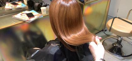 🔥新メニュー🔥髪質改善トリートメント✨まっすぐトリートメント✨✨ブリーチ毛でも可能です🙆♂️🙆♂️