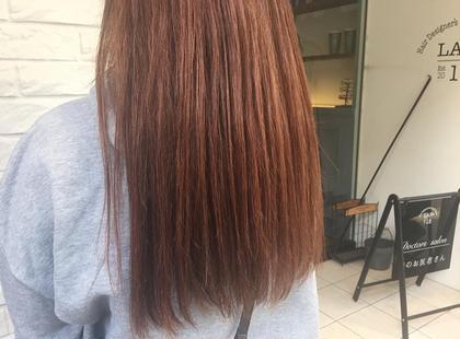 ブリーチ毛もトリートメントでツルリ🌿 たかいわみきのスタイル
