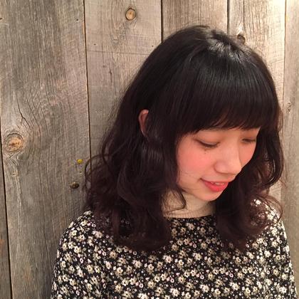Raw  hair design所属・クニエダエリコのスタイル