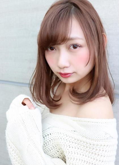 🕊【ご新規様限定】ケアカラー&ケラ熱トリートメント