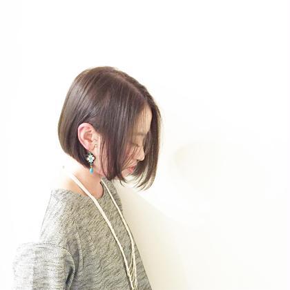 ハイライトオーシャングレージュ✂︎ Loop所属・TomitaEkiのスタイル