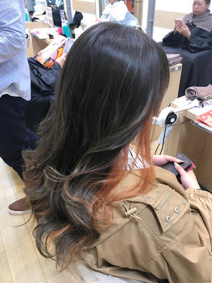 🌈大人気【髪質改善】イルミナカラー💝80%ダメージレス💝ツヤ髪カラー💝