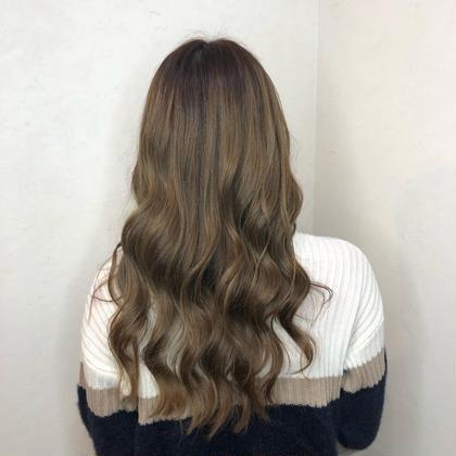 巻き髪☀️ cecilhair京都駅前4号店所属・うちまゆうきのスタイル