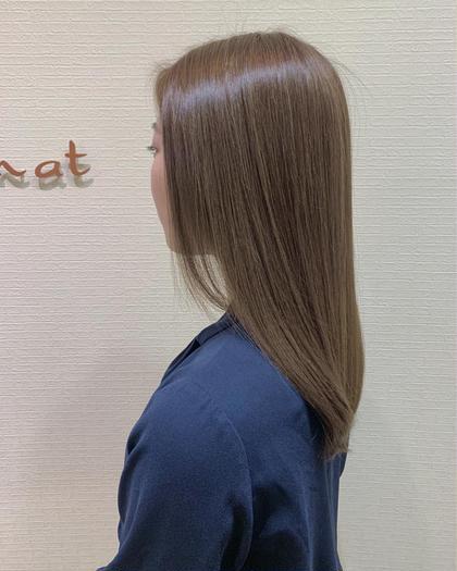 【話題の髪質改善🌈】カット+髪質改善酸熱トリートメント💕💕