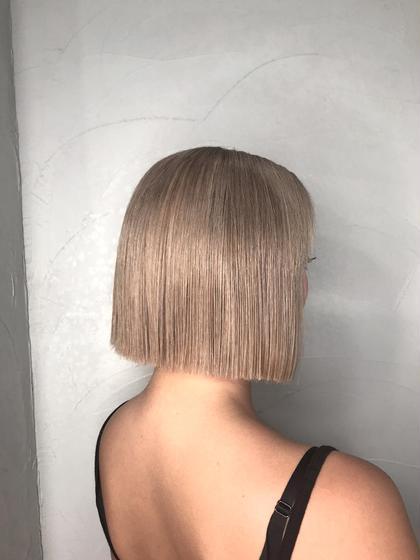 💗9/26.27空きあり⭐ダブルカラー & トリートメント&メンテナンスカットor前髪カット