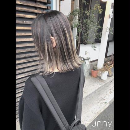 Hunny所属の代表 鈴木誉人のヘアカタログ