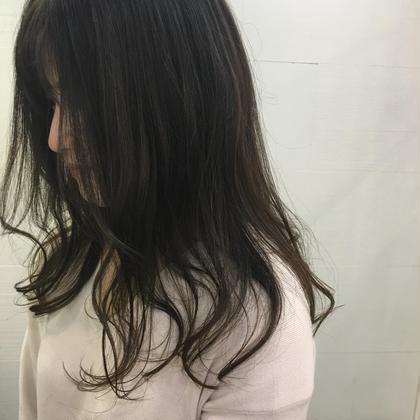 平日限定!ケアカット&アディクシーカラー☆トリートメントサービス!!