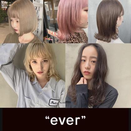 🌈1日5名限定🌈カット(トリミング+前髪)&外国人風カラー&うる艶3ステップトリートメント⭕️✨