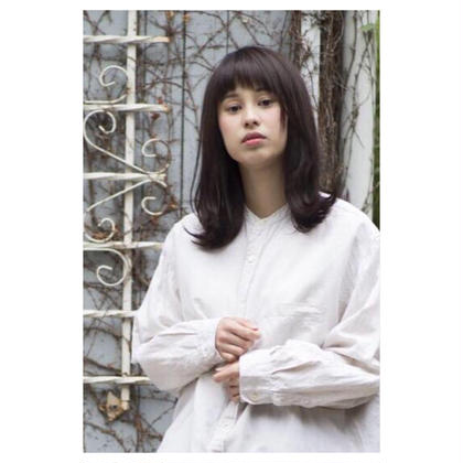 撮影 nylon marju銀座所属・是澤晴香のスタイル