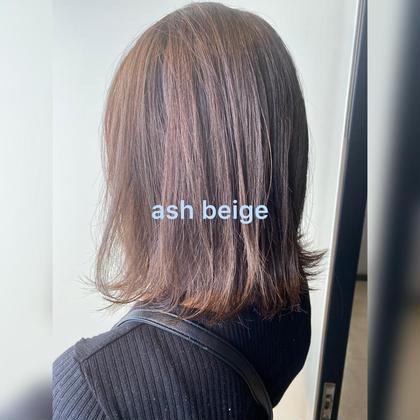 【期間限定】カット & カラー&艶髪トリートメント